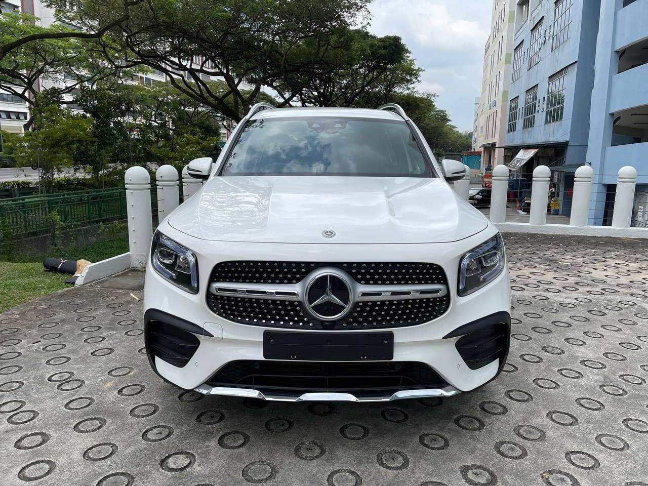 Mercedes-Benz GLB-Class GLB200 AMG Line Premium 7-Seater (Auto)