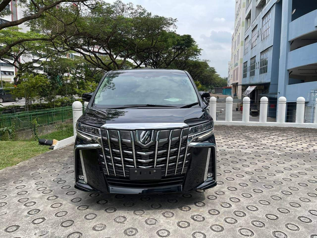 Toyota Alphard 2.5 S C-Package 7-Seater (Auto)