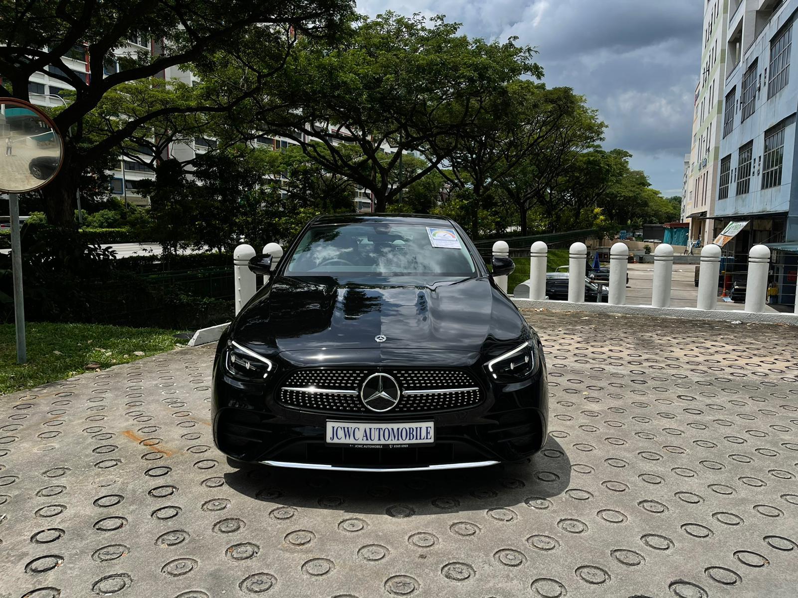 Mercedes Benz E200 AMG Line Premium Plus Mild Hybrid (Auto)