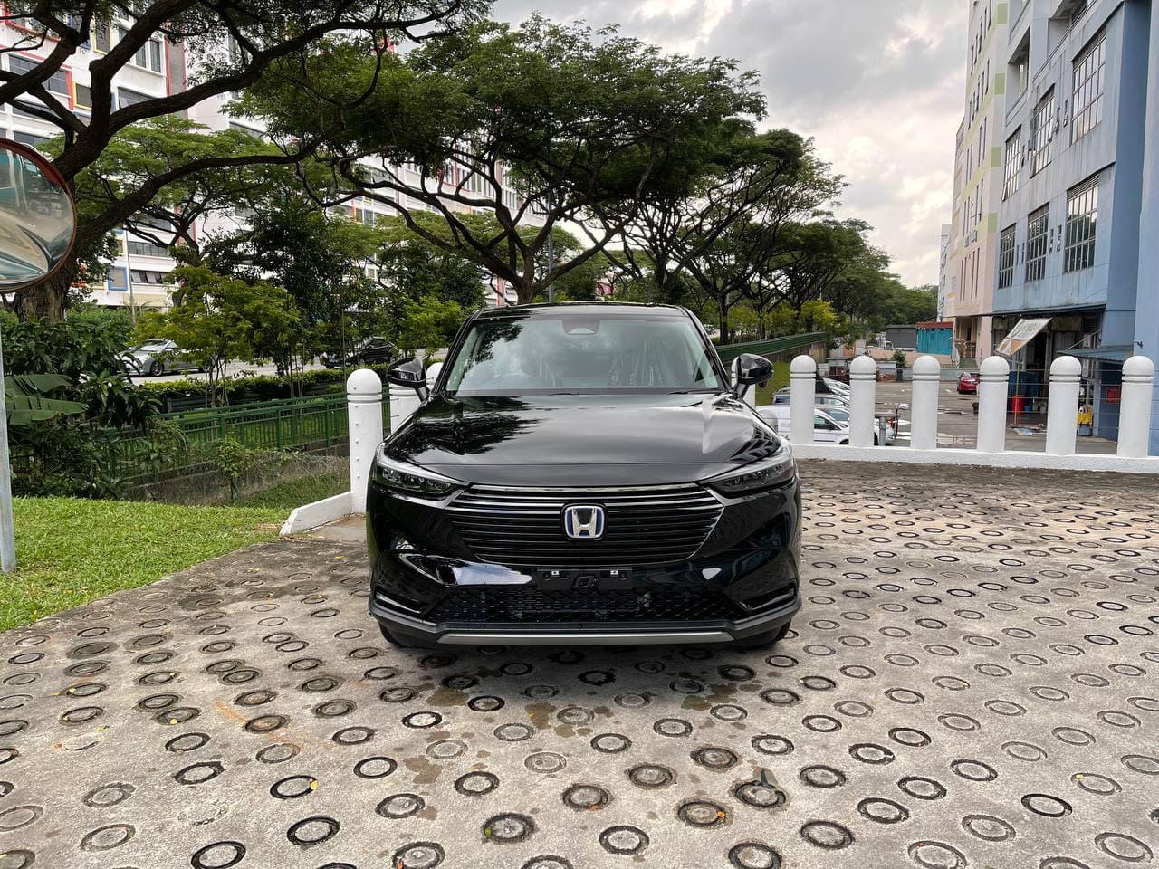 Honda Vezel Hybrid 2021 e: HEV 1.5 X Honda Sensing (A)